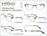 De Glazen van de Fabriek van Wenzhou vormen de Roestvrije Optische Frames Van uitstekende kwaliteit van het Metaal