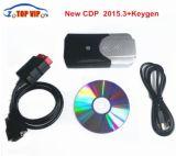 a +品質2015 R3 Keygen OBD2の診断ツールCdp緑PCBとプロ1 Cdpに付き新しいVci Tcs Cdp Bluetooth車またはトラックまたは一般的な3