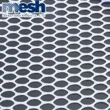 Venta caliente los desechos de plástico de la construcción de malla de seguridad del andamio