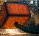 C45h de Machinaal bewerkte Staaf van de Vlakte van het Staal van de Grootte SAE1045