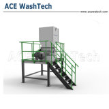 De plastic Installatie van het Recycling van de Was voor ABS GPPS PS
