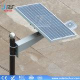 60 vatios de energía solar al aire libre en una sola luz de la calle
