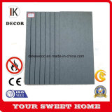 Decoration Material WPC Flooring tablier composite avec 10-15 ans de garantie
