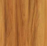Домашняя оформление прочного дерева в деревенском стиле с остеклением плитками на полу (600*150 мм)