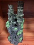 Настраиваемые различных полимера искусство, ремесла (GZHY Resinous замок-RS-009)