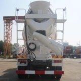 販売のための新しいBeiben 6X4の具体的なミキサーのトラック10 Cbm/10m3容量の具体的なミキサーのタンク車