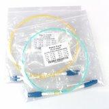 InnenSc/LC/FC/St/E2000/Mu Faser-Optiksteckschnür