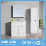 Qualidade elevada de banho toucador com espelho e armários laterais HS-F1106-800