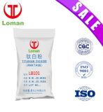 Het Dioxyde van het Titanium van de Rang van Anatase voor Verven, Deklaag, Plastiek 98%Min