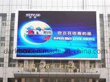 Haute luminosité P4 Affichage LED de la publicité extérieure