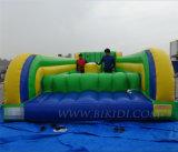 2 канала: ЭЛАСТИЧНЫЙ КРЕПЕЖ Запустить интерактивный надувных спортивные игры B6085