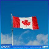 Heiße verkaufenkundenspezifische rote weiße grüne Staatsflagge des Polyester-Druck-3X5FT Italien