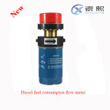燃料消費料量の流量計(CX-FM)