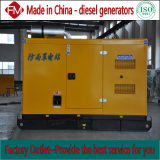 Marque 100kw/125KVA Diesel Generator, un des trois principales marques de la Chine
