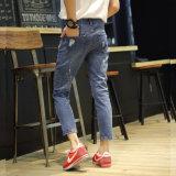 Мужчин джинсы с удобными ощущение непосредственно продажи на заводе
