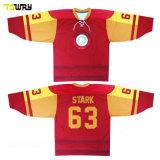 Equipo de hockey de diseño personalizado para la venta camisetas