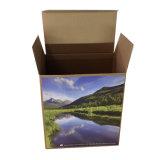 B de la flûte de papier Kraft emballage recyclés