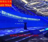 Pleine couleur Indoor P5 HD LED pour la location d'affichage écran de l'étape