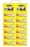 Merk 12 PCs 1 van Boli van de Fabriek van China de Super Lijm van de Kaart