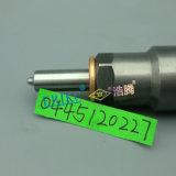 Erikc 0の445 120 227ディーゼル燃料システム注入器0445120227オイルの注入器の製造業者0445 Weichai 612600080977のための120 227