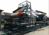 L'exploitation minière de minerais métalliques Séparateur magnétique