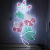 Licht-im Freiendekor 2016 des Diwali Straßen-Seil-Motiv-Weihnachtenled Pole