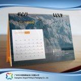 Kreativer Tischplattenkalender für Bürozubehör-Dekoration-Geschenk (xc-cld-001)