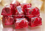 Цветные пищевых сортов шоколада обвязки рулона бумаги алюминиевой фольги
