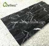 方法3D Effect Polish Black Marble Ledge Stone Decorative Board