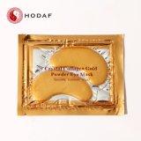 24K het gouden Masker van het Oog van het Collageen van het Kristal van de anti-rimpel-Vochtigheid