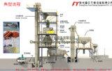 prensa de pellet de polvo seco para fertilizantes y químicos