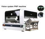 Neoden pequeño escritorio Automático Mounter Chip SMT con visión Systemfor 0201