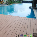 Anti-Mildew Mothproof Exterior WPC Balcony Cover Flooring (TS-01)
