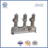 Zw32 Disyuntor de vacío de 12kv al aire libre