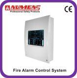 優秀な非アドレス指定可能な16ゾーンの火災報知器のコントロール・パネル(4001-04)
