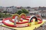 Zorb ballon gonflable piste de course pour Amusement Park