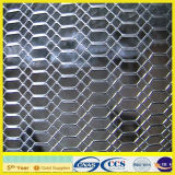 Anping Galvanized Steel Expanded Metal Roll (XA - EM014)