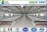 Edificio de acero de H de la luz industrial de la sección con el mejores diseño y fabricación