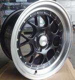 Оправа колеса сплава конструкции BBS 15 дюймов алюминиевая для Тойота Хонда KIA Hyundai Ford и других пассажирских автомобилей