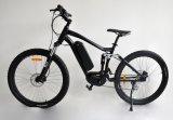 bici de montaña de la bicicleta de la ciudad del motor de la parte posterior de la E-Bici de la rueda 27.5inch revelada