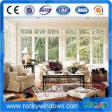 В европейском стиле и с маркировкой CE сертификации алюминиевые окна Transom