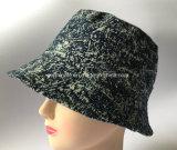 chapéu de 100%Cotton Sun com toda sobre a cópia no escudo (LY060)