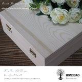 Casella di legno di Hongdao, contenitore di legno di olio essenziale