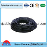 Le fil électrique avec le cuivre conduite, isolant en PVC---Tsj