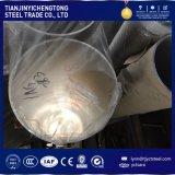 Vente en usine de tubes creux en aluminium / tuyaux creux