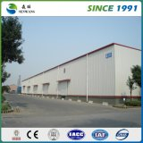 Atelier préfabriqué d'entrepôt de construction de structure métallique à Qingdao