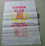 中国の熱いPPによって編まれる洗浄力がある粉のパッキング袋20kg 10kg 25kg