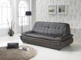 Sofá de couro da sala de visitas 1+2+3 modernos Best-Selling