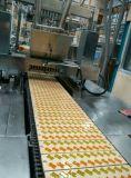 사탕 제작자 사탕 생산 라인은 예금했다 2개의 색깔 묵 사탕 생산 라인 (GDQ600)를