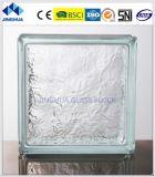 Cristal de alta qualidade Jinghua Paralelo/Bloco tijolo de vidro transparente